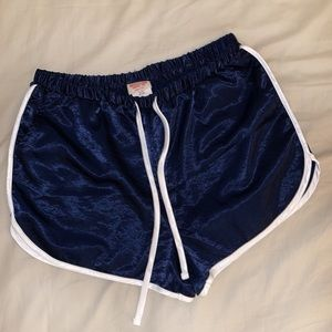 MOSSIMO Blue & White Shorts